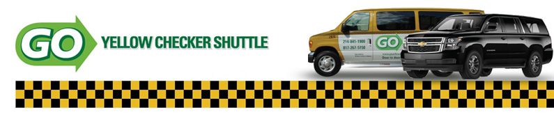 GO Yellow Checker Shuttle's Online Reservation System